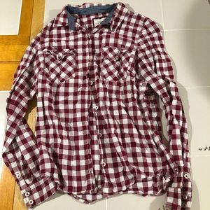 Forever 21 Thin Flannel Shirt
